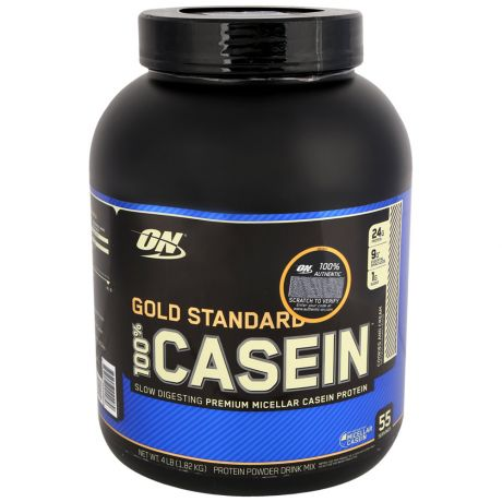 Протеин Optimum Nutrition Gold Standard 100% Casein печенье-крем 1,8кг