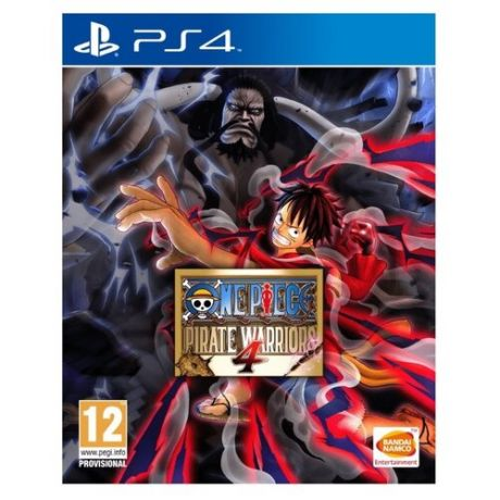 Игра для PlayStation 4 One Piece Pirate Warriors 4