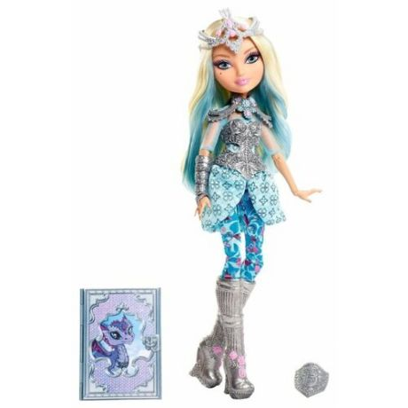 Кукла Ever After High Игры Драконов Дарлинг Чарминг, 27 см, DHF36