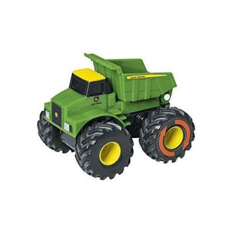Грузовик Tomy Monster Treads (37650-1) зеленый