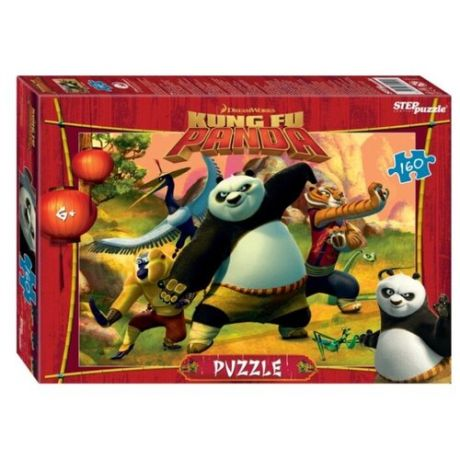 Пазл Step puzzle DreamWorks Кунг-фу Панда (94101), 160 дет.