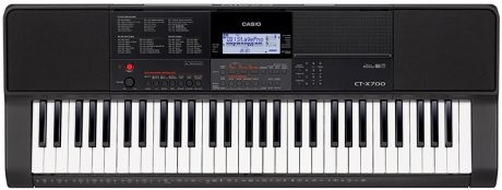 Casio CT-X700 (черный)