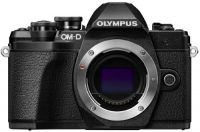 Системный фотоаппарат Olympus E-M10 Mark III Body Black
