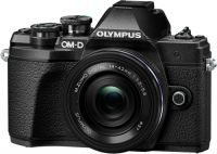 Системный фотоаппарат Olympus E-M10 Mark III Pancake Zoom Kit (V207072BE000)