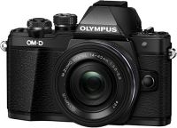 Системный фотоаппарат Olympus OM-D E-M10 Mark II Pancake Zoom Kit 14-42EZ Black