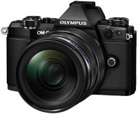 Системный фотоаппарат Olympus OM-D E-M5 Mark II 12-40 Kit Black