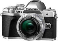 Системный фотоаппарат Olympus E-M10 Mark III Pancake Zoom kit