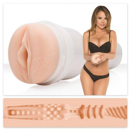 Мастурбатор вагина Fleshlight Signature Dillion Harper Crush – телесный