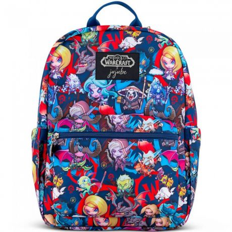 Сумки для мамы Ju-Ju-Be Рюкзак Midi Backpack World of Warcraft