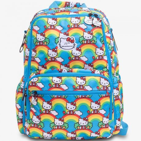 Сумки для мамы Ju-Ju-Be Рюкзак Zealous Backpack Hello Kitty