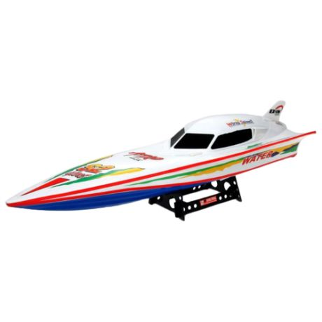 Катер Double Horse Racing Boat (7000) 73 см белый