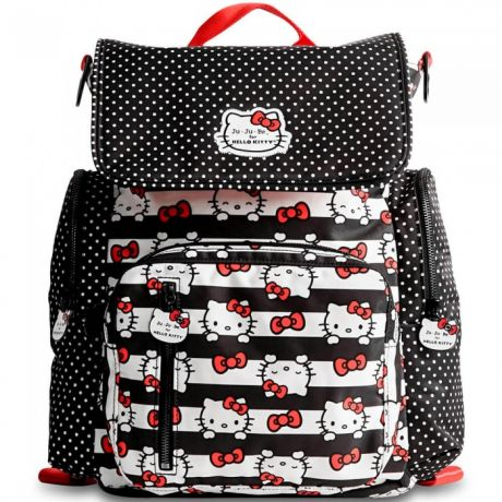 Сумки для мамы Ju-Ju-Be Рюкзак Sporty Hello Kitty