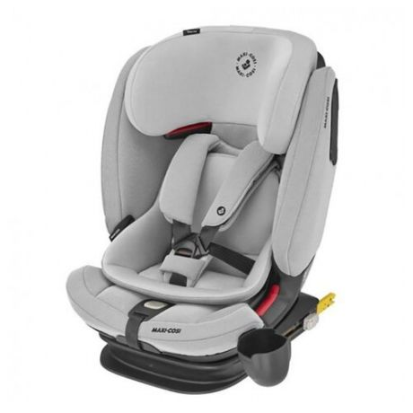 Автокресло группа 1/2/3 (9-36 кг) Maxi-Cosi Titan Pro Isofix, authentic grey