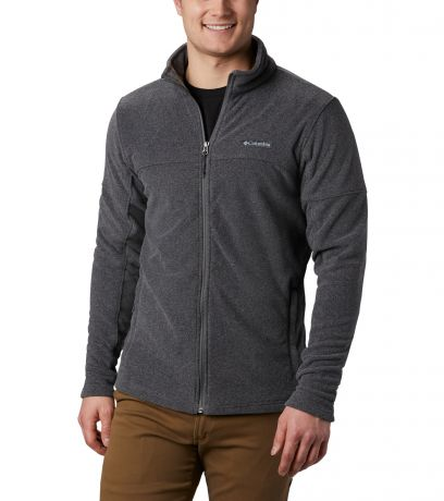 Columbia Джемпер флисовый мужской Basin Trail™ III Full Zip, размер 56