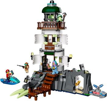 Конструктор Lego Hidden Side Маяк тьмы 70431