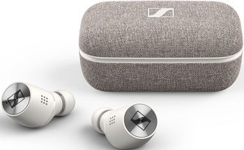 Наушники беспроводные Sennheiser M3IETW2 MOMENTUM True Wireless 2 white