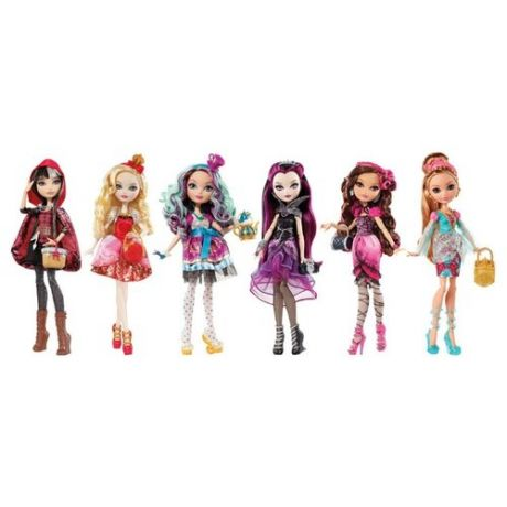 Кукла Ever After High базовая