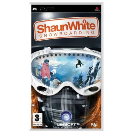 Игра для PlayStation Portable Shaun White Snowboarding