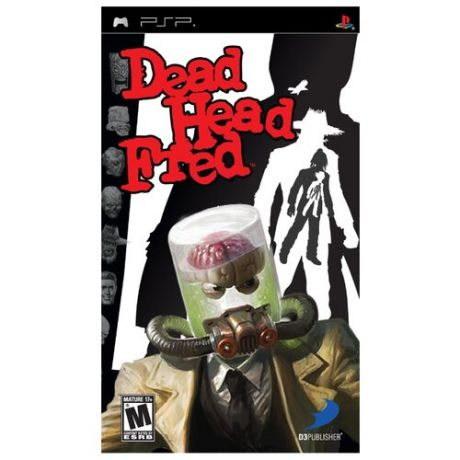 Игра для PlayStation Portable Dead Head Fred