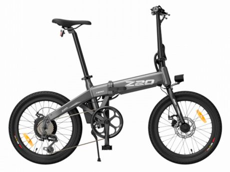Электровелосипед Xiaomi Himo Z20 Electric Bicycle Gray