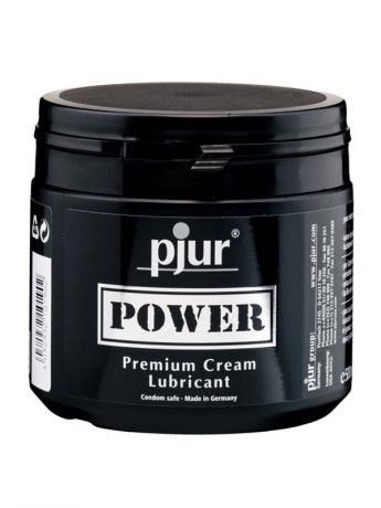 Лубрикант для фистинга Pjur Power Premium Cream – 500 мл