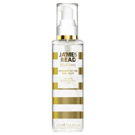 Масло для автозагара JAMES READ Self Tan Coconut Dry Tan Body 100 мл
