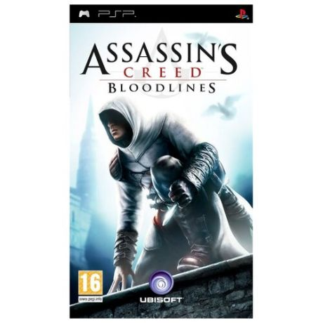 Игра для PlayStation Portable Assassin's Creed Bloodlines
