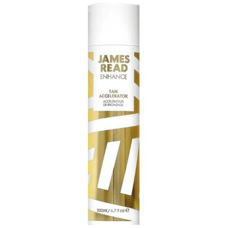 Крем для автозагара JAMES READ Tan Accelerator Face & Body 200 мл