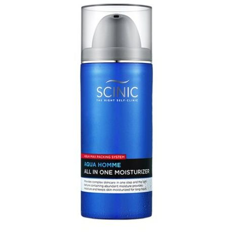 Scinic Aqua Homme All In One Moisturizer 100 мл