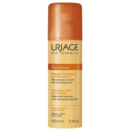 Спрей для автозагара Uriage Bariesun Thermal Spray Self-Tanning 100 мл
