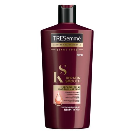 шампунь TRESEMME Keratin Smooth 650мл