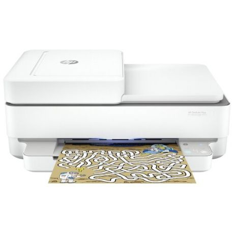 МФУ HP DeskJet Plus Ink Advantage 6475, белый
