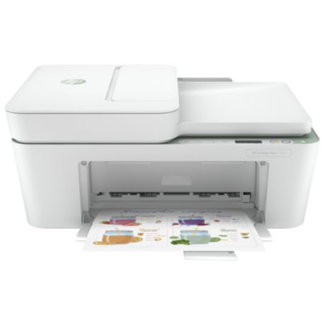 МФУ HP DeskJet Plus 4122, белый
