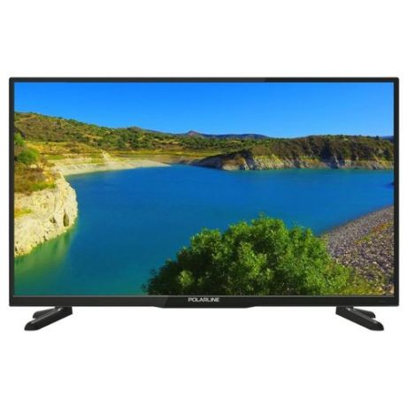 "Телевизор Polarline 32PL52TC 32"" (2018), черный"
