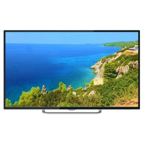 "Телевизор Polarline 55PL52TC-SM 55"" (2018), черный"