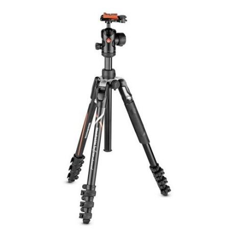 Штатив Manfrotto Befree Advanced Alpha (MKBFRLA-BH) черный