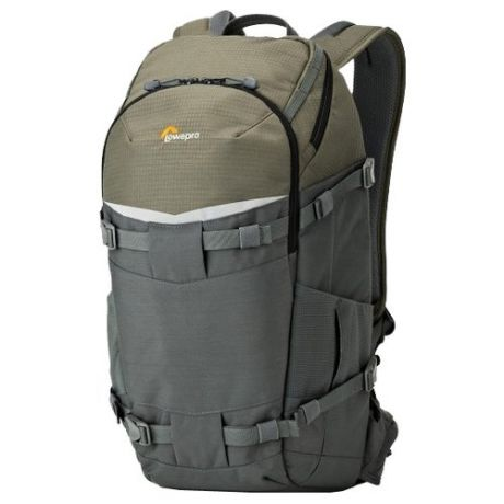 Рюкзак для фотокамеры Lowepro Flipside Trek BP 350 AW серый