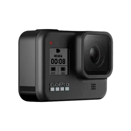 Экшн-камера GoPro HERO8 Black Special Bundle (CHDRB-801) черный