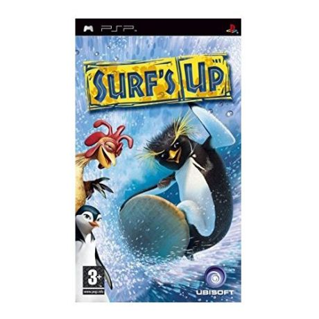 Игра для PlayStation Portable Surf