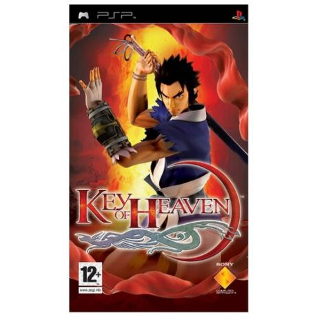 Игра для PlayStation Portable Key Of Heaven, английский язык