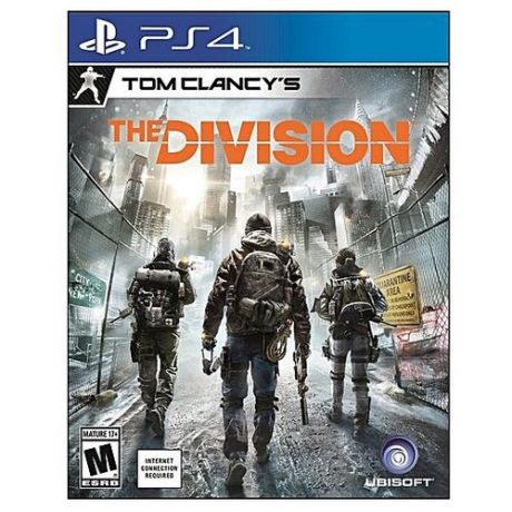 Игра для PlayStation 4 Tom Clancy