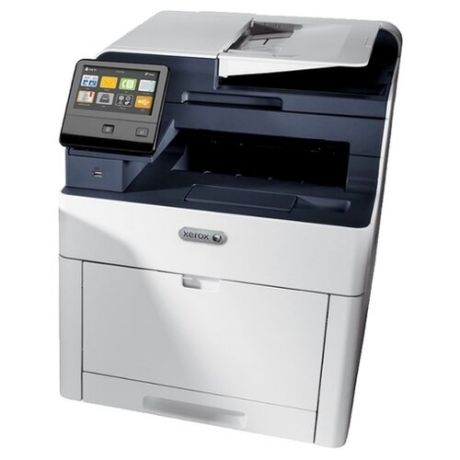 МФУ Xerox WorkCentre 6515DNI, белый/синий