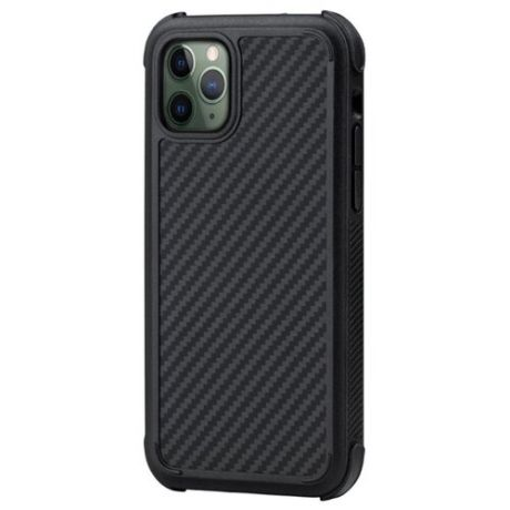 Чехол-накладка Pitaka MagEZ Case PRO (арамид) для Apple iPhone 11 Pro Black/Grey Twill