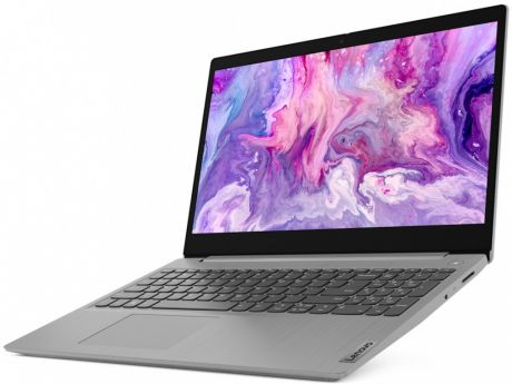 Ноутбук Lenovo IdeaPad 3 15IIL05 81WE007ARU (Intel Core i3-1005G1 1.2GHz/4096Mb/512Gb SSD/Intel HD Graphics/Wi-Fi/Bluetooth/Cam/15.6/1920x1080/Windows 10 64-bit)