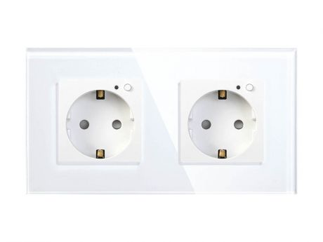 Розетка Hiper IoT Outlet W02 Duo HDY-OW02