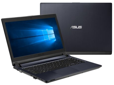 Ноутбук ASUS Pro P1440FA-FA1866T 90NX0212-M24050 (Intel Core i5-8265U 1.6 GHz/8192Mb/256Gb SSD/Intel UHD Graphics/Wi-Fi/14.0/1920x1080/Windows 10 Home 64-bit)