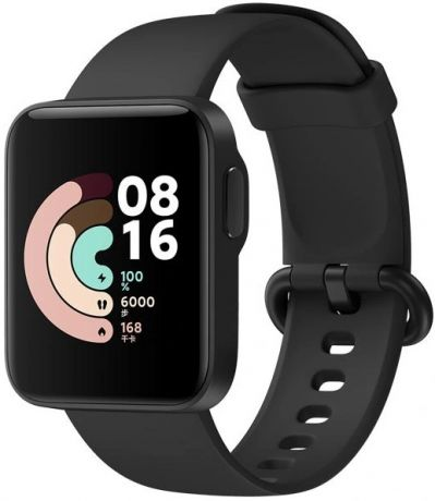 Xiaomi Mi Watch Lite REDMIWT02 (черный)