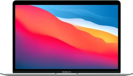 "Apple MacBook Air 13"" M1, 7-core GPU, 8 ГБ, 512 ГБ SSD, CTO (серебристый)"