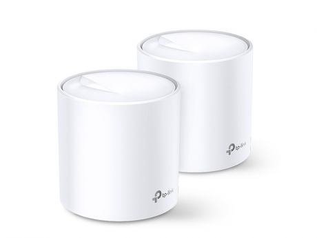 Wi-Fi роутер TP-LINK Deco X60 2-pack