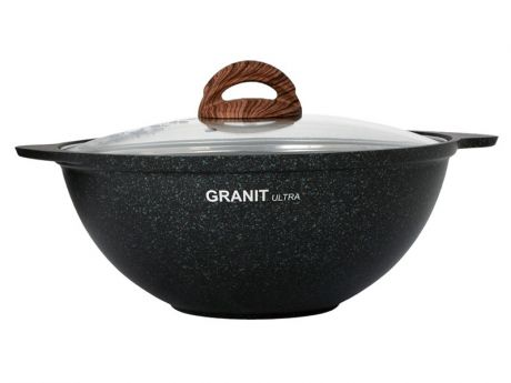 Казан Kukmara Granit Ultra 4.5L Blue кгг47а